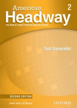 AMERICAN HEADWAY 2 TEST GENERATOR CD-ROM 2ED