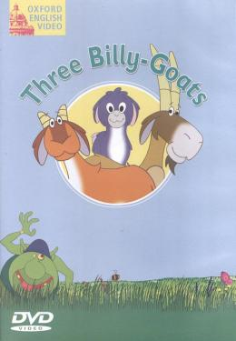 THREE BILLY-GOATS DVD