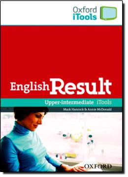 ENGLISH RESULT UPPER INTERM ITOOLS WITH DVD ROM & TEACHERS GUIDE - 1ST ED