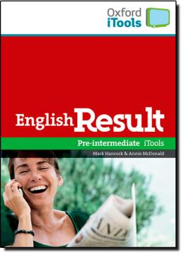 ENGLISH RESULT PRE INTERM ITOOLS DVD ROM AND TEACHERS GUIDE - 1ST ED