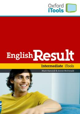 ENGLISH RESULT INTERM ITOOLS DVD ROM AND TEACHERS GUIDE - 1ST ED