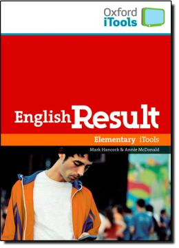 ENGLISH RESULT ELEMENTARY ITOOLS DVD ROOM AND TEACHERS GUIDE - 1ST ED