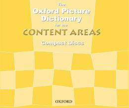 OXFORD PICTURE DICTIONARY FOR CONTENT AREAS, THE - CD (5)