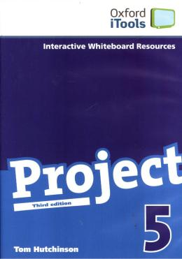 PROJECT 5 ITOOLS CD-ROM 3RD ED