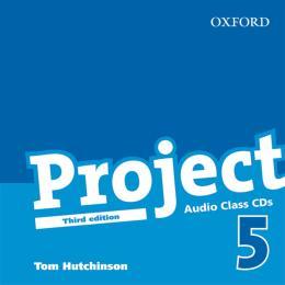 PROJECT 5 CD (3) 3RD ED