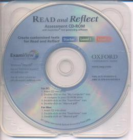 READ AND REFLECT CD-ROM W EXAMVIEW