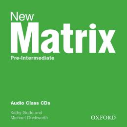 NEW MATRIX PRE INTERMEDIATE CD (2)
