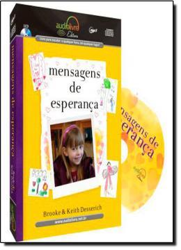 MENSAGENS DE ESPERANCA - AUDIO LIVRO