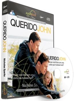 QUERIDO JOHN - AUDIO LIVRO
