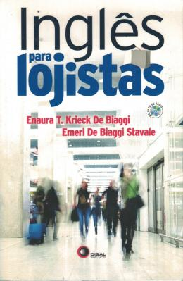 INGLES PARA LOJISTAS - COM CD AUDIO