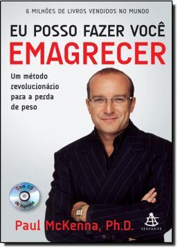 EU POSSO FAZER VOCE EMAGRECER - COM CD DE HIPNOSE