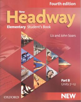 NEW HEADWAY ELEMENTARY STUDENTS BOOK B – FOURTH EDITION