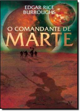 COMANDANTE DE MARTE, O
