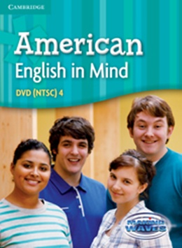 AMERICAN ENGLISH IN MIND 4 DVD
