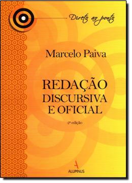 REDACAO DISCURSIVA E OFICIAL 2º EDICAO