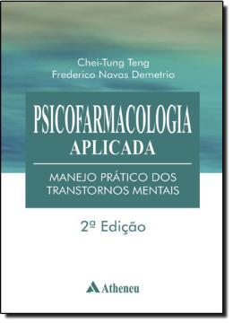 PSICOFARMACOLOGIA APLICADA - 2ª EDICAO