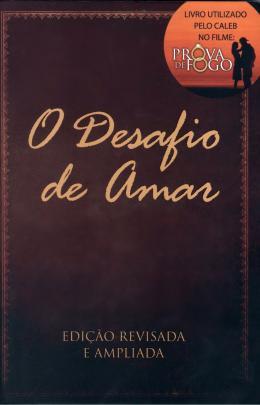 DESAFIO DE AMAR, O