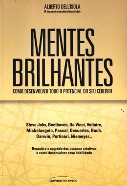 MENTES BRILHANTES - EDICAO AMPLIADA - 2ª ED