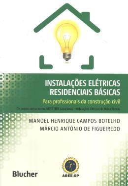 INSTALACOES ELETRICAS RESIDENCIAIS BASICAS