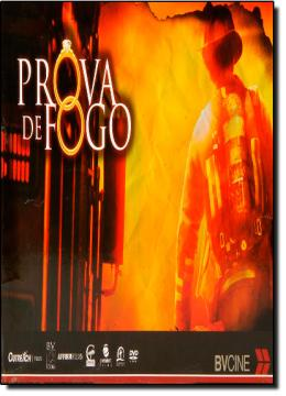 PROVA DE FOGO - EXIBA EM SUA IGREJA - KIT
