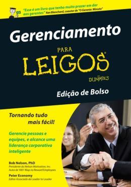 GERENCIAMENTO PARA LEIGOS – EDICAO DE BOLSO