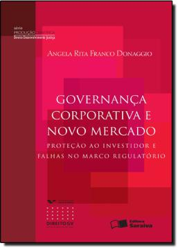 GOVERNANCA CORPORATIVA E NOVO MERCADO