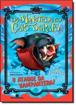 MONSTROS DO CARTOGRAFO, OS - O ATAQUE DA VAMPANTERA!