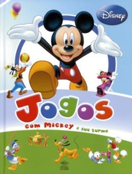 JOGOS COM MICKEY E SUA TURMA