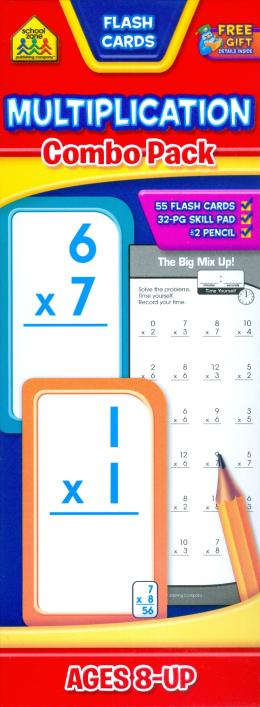 MULTIPLICATION COMBO PACK