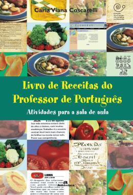 LIVRO DE RECEITAS DO PROFESSOR DE PORTUGUES