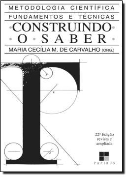CONSTRUINDO O SABER