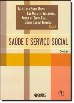 SAUDE E SERVICO SOCIAL - 5º EDICAO