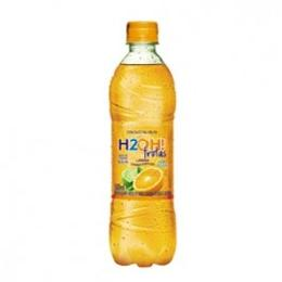 H2O LARANJA C/GAS PET 500 ML