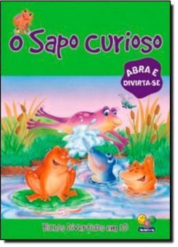 SAPO CURIOSO, O - BICHOS DIVERTIDOS EM 3D
