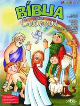 BIBLIA PARA CRIANCAS - COLECAO MEGAKIT