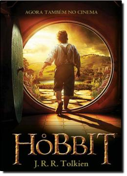 O HOBBIT - CAPA DO FILME