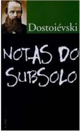 NOTAS DO SUBSOLO
