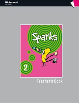 SPARKS 2 TEACHERS BOOK + STICK PUPPETS