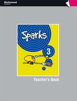 SPARKS 3 TEACHERS BOOK + STICK PUPPETS