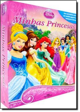 MINHAS PRINCESAS - DISNEY PRINCESAS