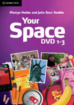 YOUR SPACE LEVELS 1-3 DVD - 1ST ED