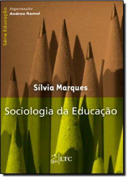 SOCIOLOGIA DA EDUCACAO