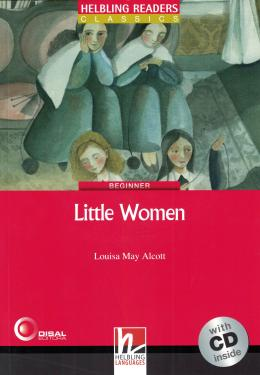 LITTLE WOMEN - WITH CD - BEGINNER