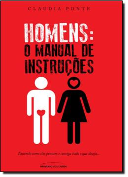 HOMENS - O MANUAL DE INSTRUCOES