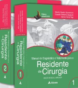 MANUAL DE DIAGNOSTICO E TRATAMENTO PARA O RESIDENTE DE CIRURGIA