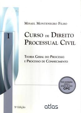 CURSO DE DIREITO PROCESSUAL CIVIL - VOL. 1 - 9ª ED