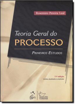 TEORIA GERAL DO PROCESSO - 11º ED