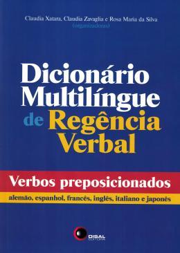 DICIONARIO MULTILINGUE DE REGENCIA VERBAL