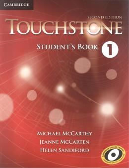 TOUCHSTONE 1 STUDENTS BOOK - 2ND ED