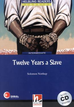 TWELVE YEARS A SLAVE WITH CD  - DIS - DISAL EDITORA